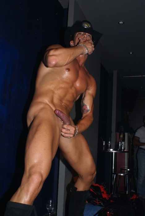 Gay Male Naked Stripper-6291