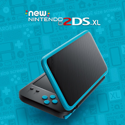 Nintendo Announces New Nintendo 2DS XL - Available July 28th
