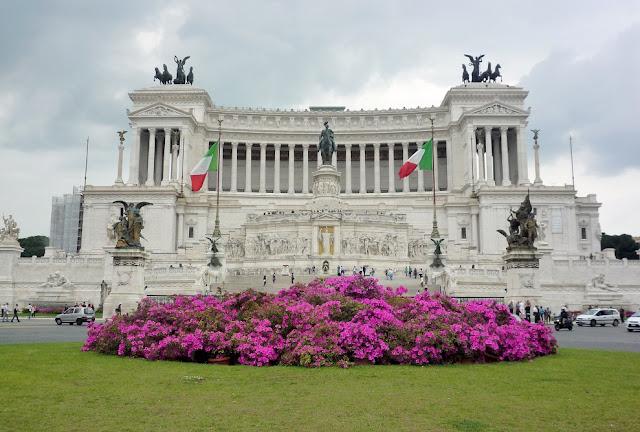 Vittoriano e Piazza Venezia