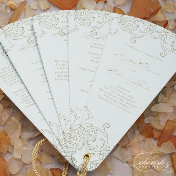 Couture Wedding Invitation Embellishments