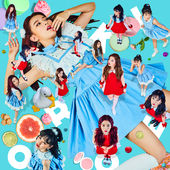 Rookie Red Velvet Romanized Lyrics www.unitedlyrics.com