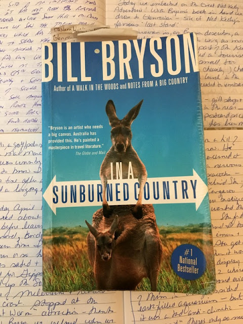 Bill Bryson's book In a Sunburned Country