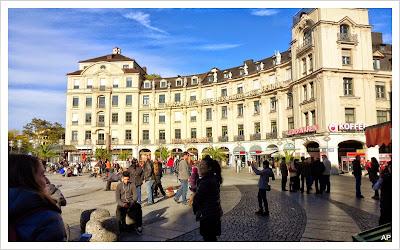 Stachus-Karsplatz