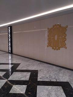 lantai bawah tanah mesjid baiturrahman banda aceh