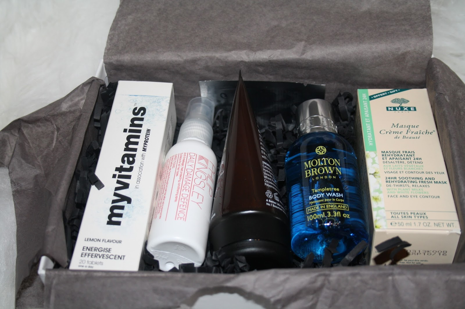 Look Fantastic Beauty Box January Contents 2015