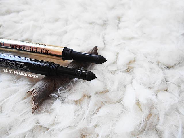 Dermacol Powder Eyebrow Shadow recenzia