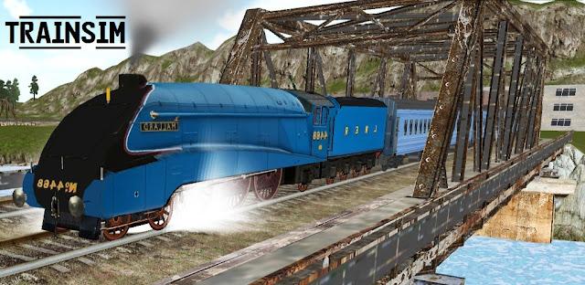 Train Sim Pro v3.5.2 Apk Miki