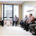 Srimulyani menjemguk mantan  Ibu Negara  Ani Yudhoyono