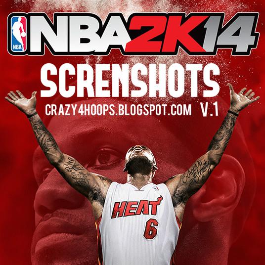 NBA 2k14 Best Screenshot Gallery #1