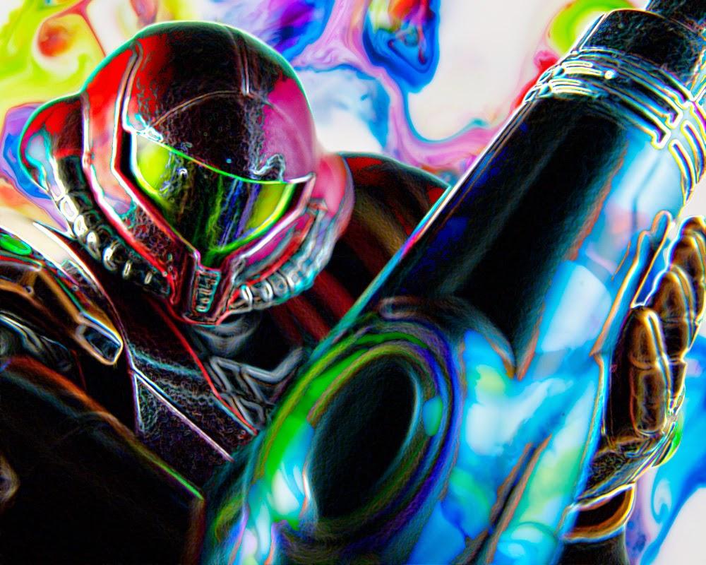 Fine Art of Metroid Samus Toy
