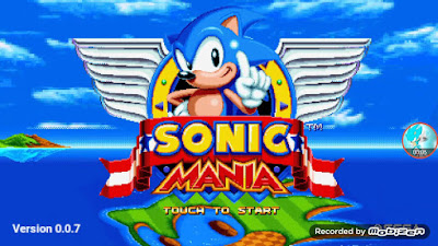 Sonic Mania Mod Apk Download Android