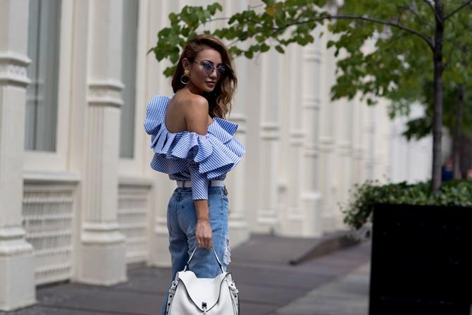 Best Street Style New York Fashion Week Spring 2017 Part I ...