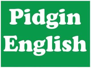 The Nigerian Pidgin: A Prostitute in Nigeria.