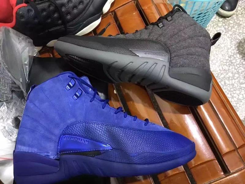 cc8171f6de8 The Air Jordan 12 Premium Deep Royal Blue is another Air Jordan Premium  release that will be debuting later this Fall. This Air Jordan Retro was  first ...