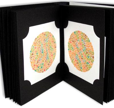 buku ishihara tes buta warna