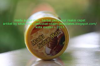 Madu Subur Max Produk Herbal Penyubur Reaksi Cepat Kehamilan Wanita