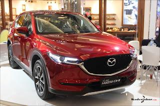 Booth Carfest Mazda