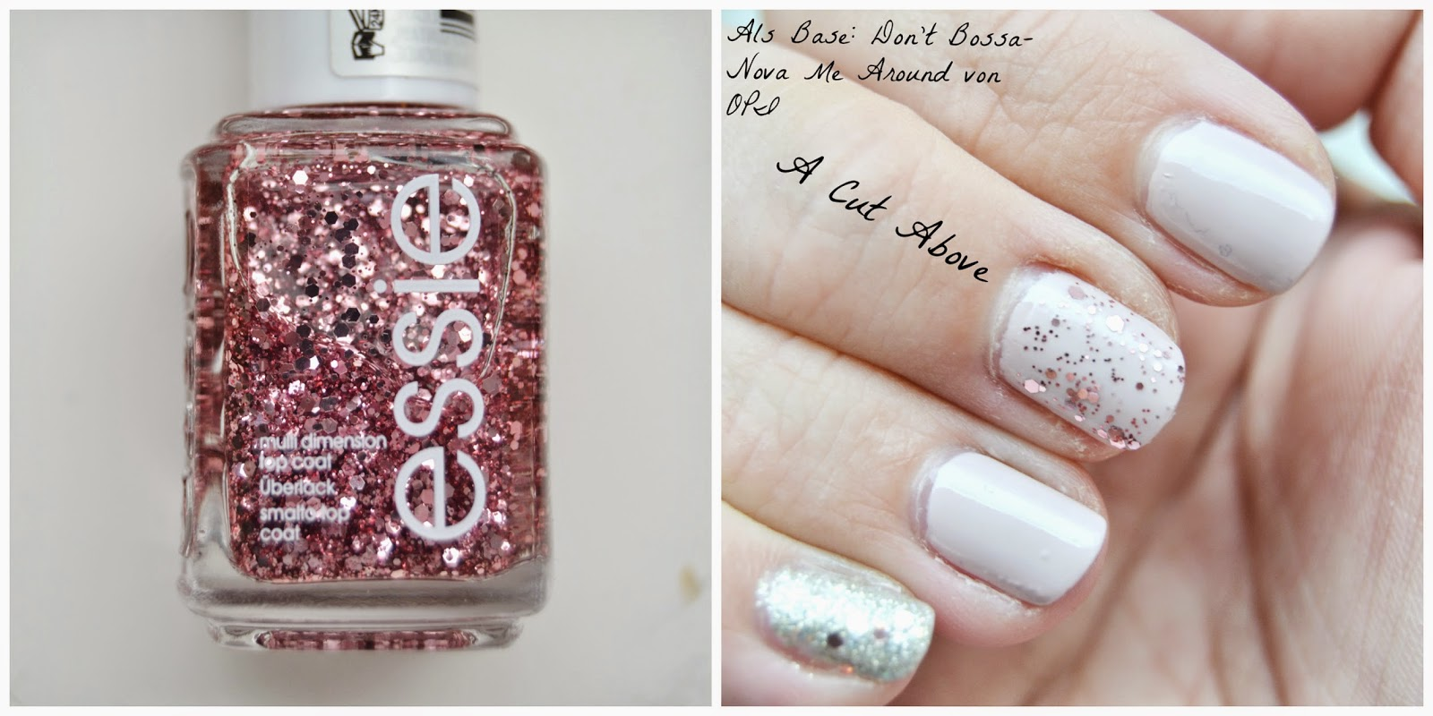 Essie A Cut Above Swatch