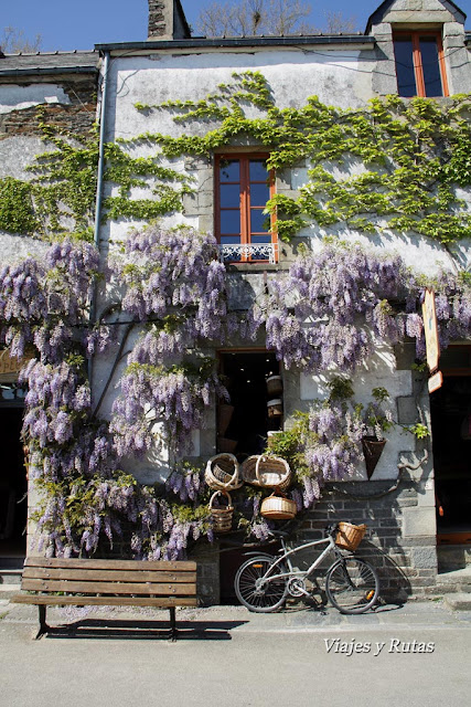 Rochefort-en-Terre, Pueblo más bonito de Francia 2016