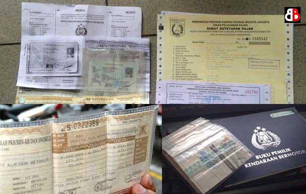 Cara membayar pajak kendaraan bermotor lewat ATM atau e-Samsat
