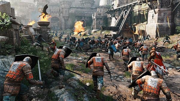 Spesifikasi game For Honor di PC