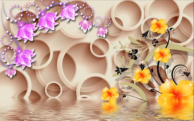 Khung Hoa 3D