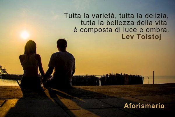 Amato Aforismario®: Luce e Ombra - Aforismi, frasi e citazioni EF71