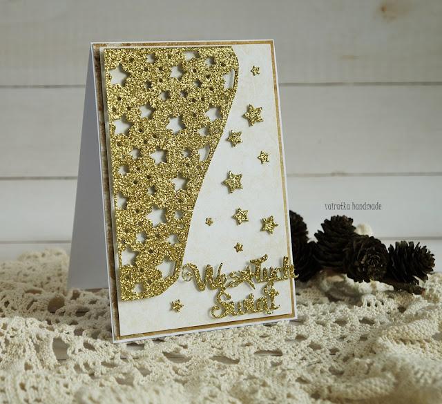 Minimalistyczna w złocie/DT CraftPassion
