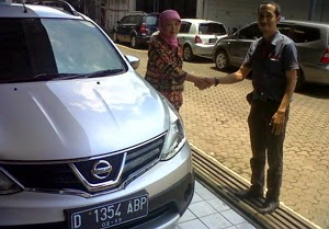Nissan Grand Livina X-Gear AT 05 04 2014