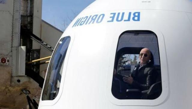 Jeff Bezos' rocket company