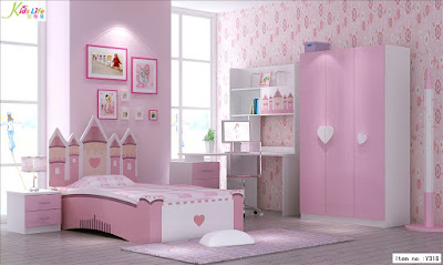 Kid Bedroom Furniture Sets Pics H61