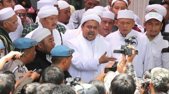 Jika Habib Rizieq Ditahan, Massa FPI akan Jemput Paksa di Tahanan