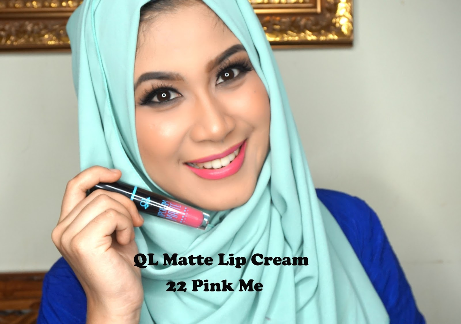 QL LIP CREAM MATTE ALL SHADES REVIEW