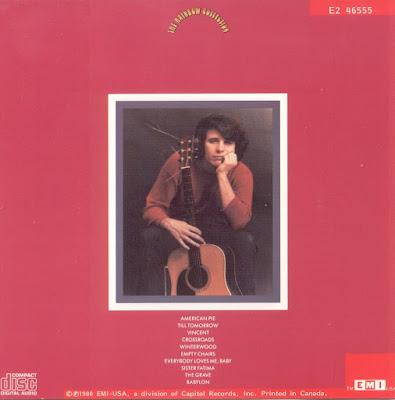 Don McLean - American Pie (1971)