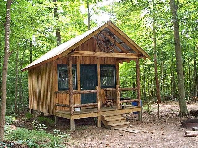 Arquitectura de casas 11 caba as r sticas peque as de madera - Casa de madera rustica ...