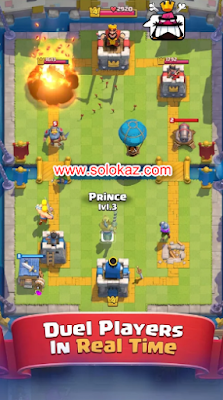 Clash Royale v1.5.0 Mod Apk Download For Android