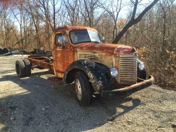 1930 Pickup Truck >> 1948 International KB6 Truck - Old Truck