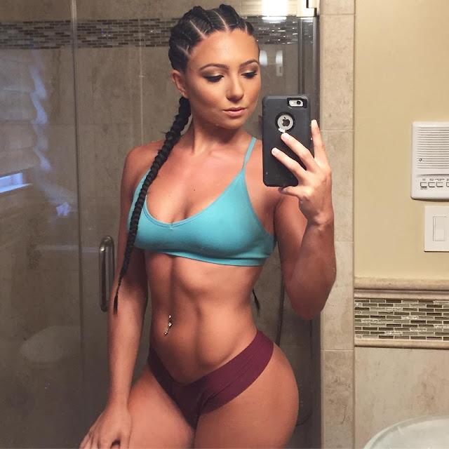 Ashley Nocera naked