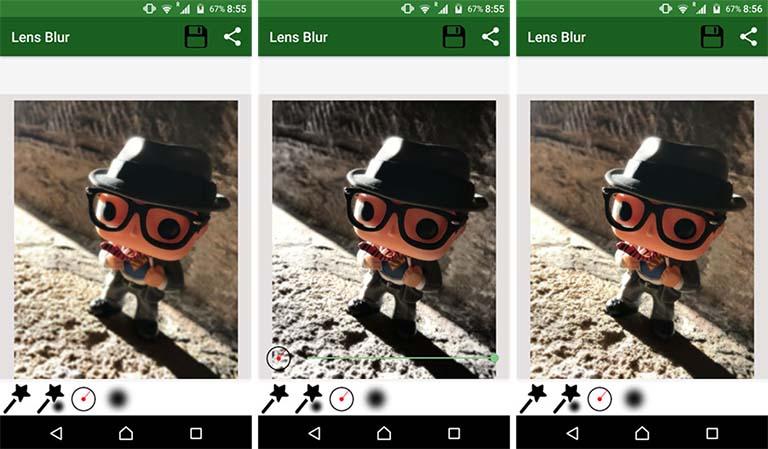 Inilah 5 Aplikasi Android Keren Untuk Menambahkan Efek Blur Pada Gambar