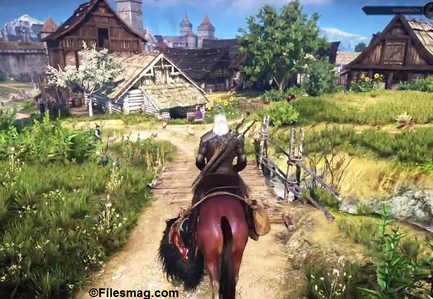 witcher game download