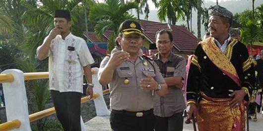 Arpendi: Generasi Milenial Harus Pahami Nilai-nilai Adat Minangkabau