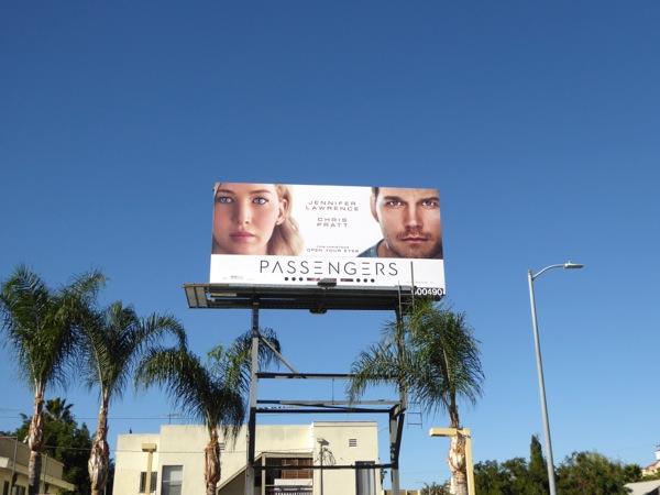 Passengers billboard