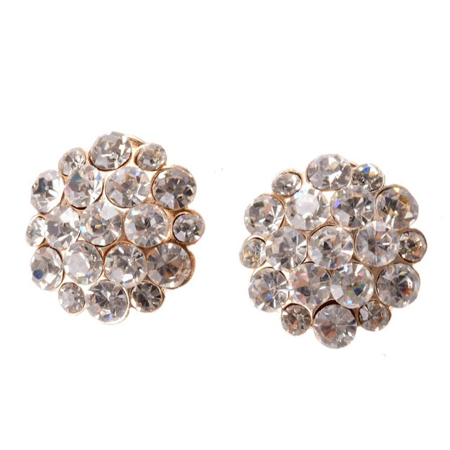 Madness of diamond earrings samples for males