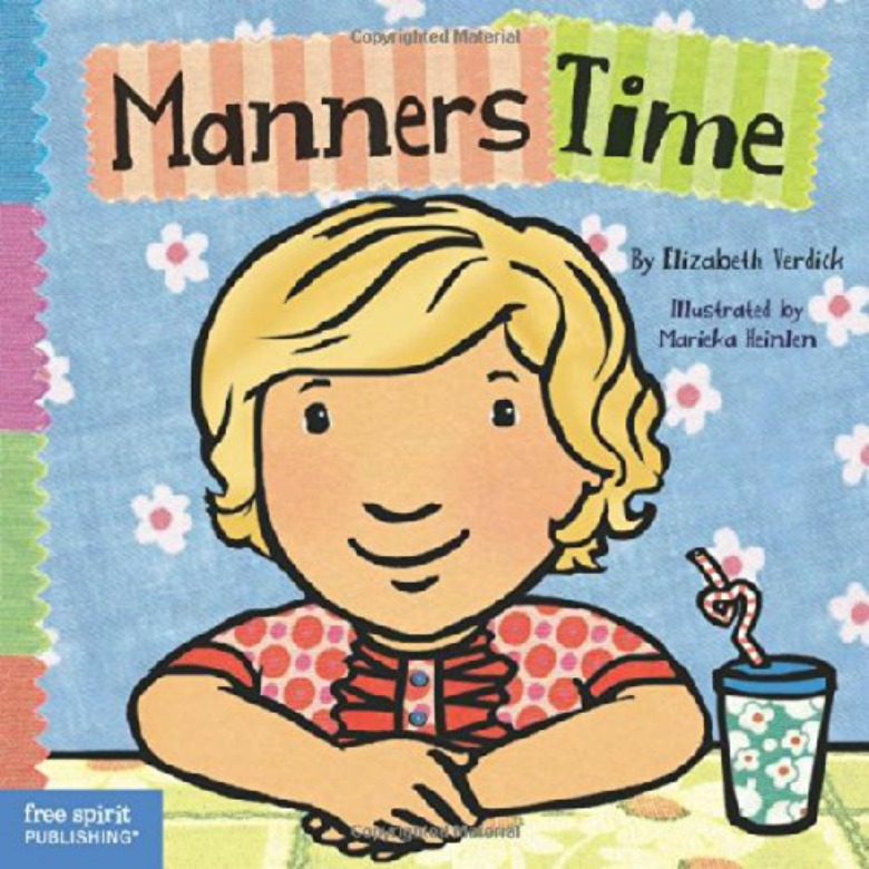 learning manners book - Children's books about emotions and feelings for preschoolers