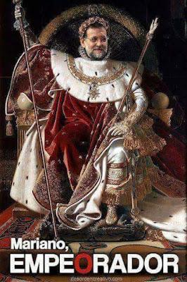 Mariano, el empeorador, emperador