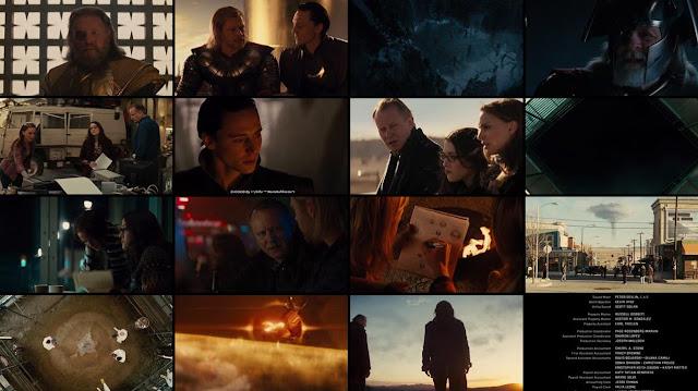 Thor 2011 Dual Audio BluRay 480p 350MB Screenshot