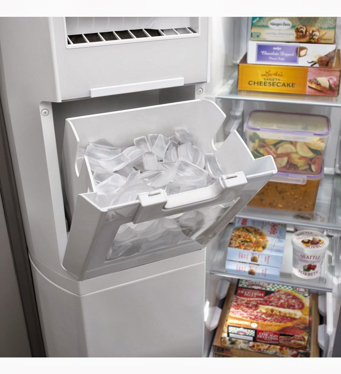 Whirlpool Refrigerator Brand: Counter Depth WRS965CIAH