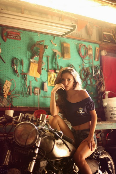 Workshop Girl