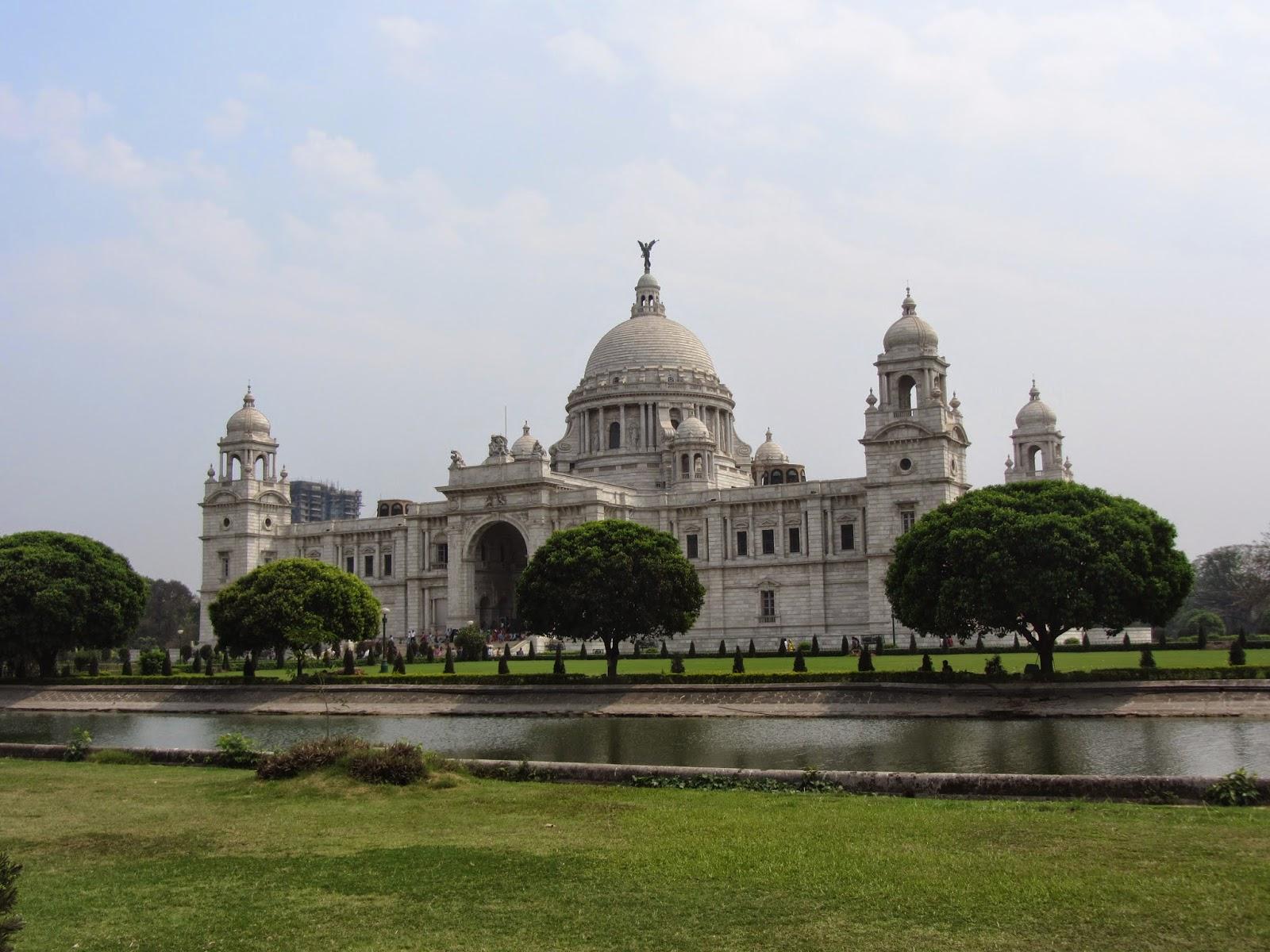 Kolkata; Victoria Memorial; Indie