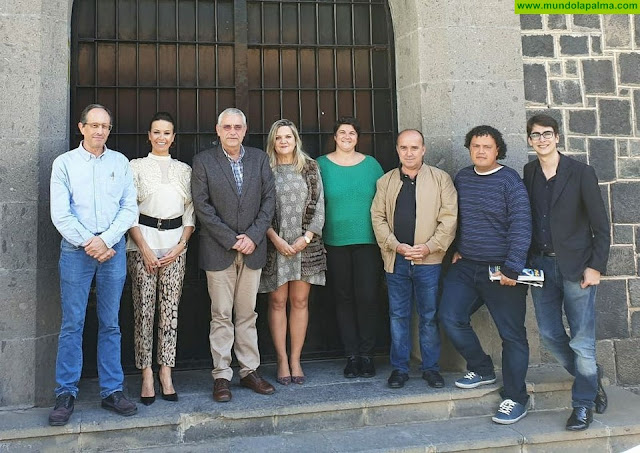 El Cabildo y la Obra Social de La Caixa apoyan el proyecto de ajedrez para los internos del Centro Penitenciario de La Palma